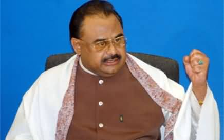 I Can Come to Pakistan At Any Time - Altaf Hussain Announced