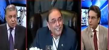 I Don't See Any Danger To PTI Govt - Arif Nizami Comments on Zardari's Statement