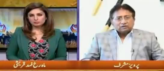 I Give Credit To Imran Khan For His Personal Interest In Panama Case Hearing - Pervez Musharraf