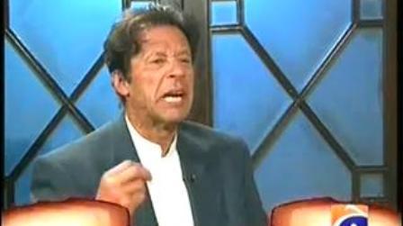 I Guarantee, Nothing Will Happen If Pakistan Shoot Down the Drone - Imran Khan