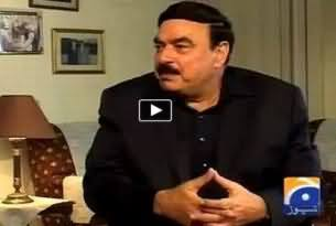 I hate Veena Malik, She is a bloody Liar and Insult for Pakistan - Sheikh Rasheed
