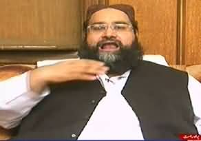 I have no objection on Malala, but objection is Why only Malala - Maualana Tahir Ashrafi
