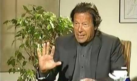 I Kicked Out Mehbub Aslam From My Home - Imran Khan Telling Real Story of Party Funds Corruption Allegations