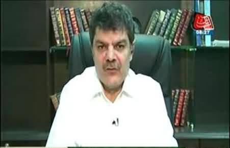 I Only Use Twitter, No TV No Newspaper, It has become an effective voice in Pakistan - Mubashir Luqman