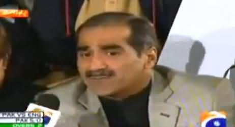 I Warns the Army Generals To Correct Their Mind Set - Khawaja Saad Rafique