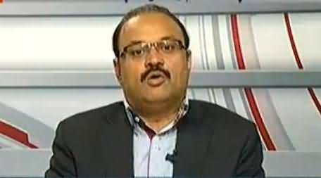 I Will Obey the Orders of Imran Khan But I will Sit As Independent Member in Assembly - Amir Douger