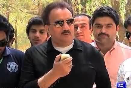 I Will Quit Politics if Panama Links Proved - Rehman Malik
