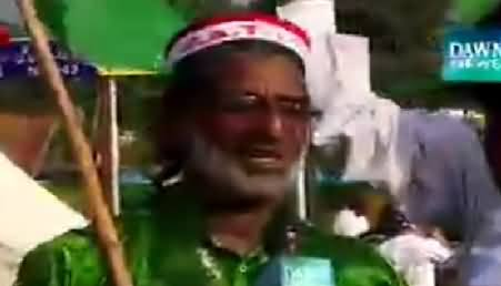 I Wish Nawaz Sharif Come In Front of Me, and I Will Punch on His Face - Chacha Inqilabi