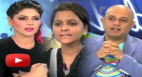 Idiot Judges of Pakistan Idol Say No To A Beautiful Voice - Watch and Decide