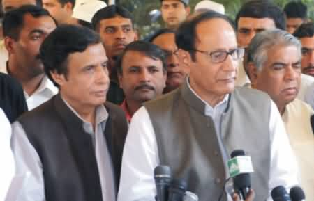 If Army Takes Over the Govt, We Will Support the Army - Chaudhry Shujaat Hussain