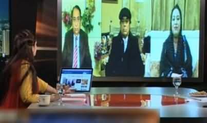 If Musharraf Is Billa, Then Zardari is Billi, He is the Killer of Bhutto Family - Asia Ishaq