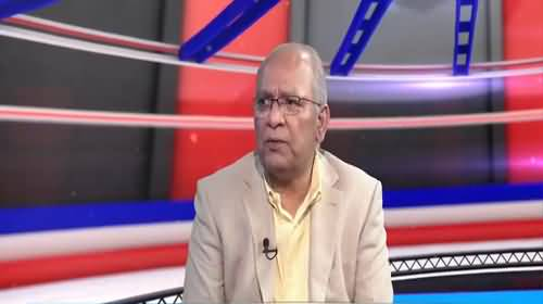 If Nawaz Sharif Goes To Jail, Who Will Lead Election Campaign? Mushahidullah Khan's Reply