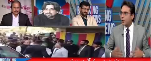 If Nawaz Sharif Goes To London, His Politics Will Be Over - Saleem Safi