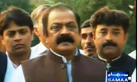 If PMLN Workers Came in Action, PTI Leaders will Start Respecting Nawaz Sharif - Rana Sanaullah