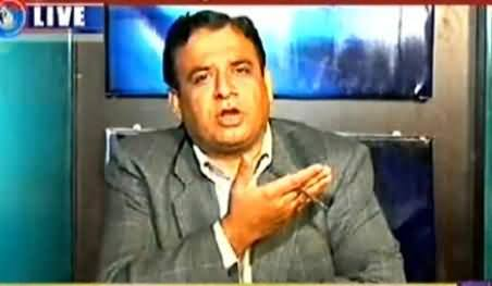 If You Don't Have Dare to Arrest Imran Khan, Why You Issued Arrest Warrants - Anchor Asif Mehmood