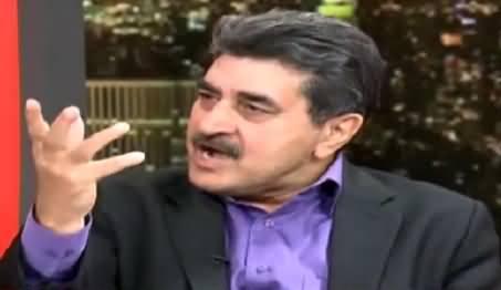 Iftikhar Ahmad Blasts on Asif Zardari & PPP Leaders For Looting Public Money