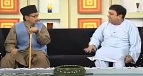 Iftikhar Thakur And Sohail Ahamad (Azizi) Excellent Performance in Hasb e Haal