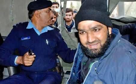 IHC Reserves Judgement on Mumtaz Qadri's Appeal Against Death Sentence