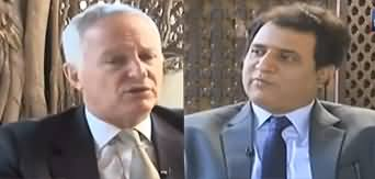 Ikhtalafi Note (Cameron Munter Exclusive Interview ) - 8th March 2020
