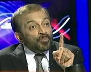 Ikhtilaf (Dr. Farooq Satter (MQM) Exclusive Interview) - 30th August 2013