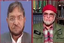 Ikhtilaf Rai (Kia Gen. Raheel Ne Fauj Se Ijazat Li) – 9th January 2017