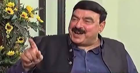 Ikhtilaf Rai (Sheikh Rasheed Exclusive Interview) – 20th July 2017
