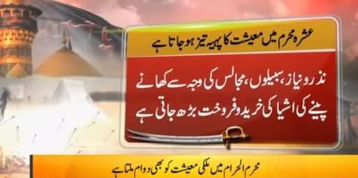 Impact of Muharram Ul Haram on Economy in Pakistan