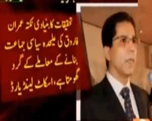 Imran Farooq was Murdered, Because He Was Going To Launch a New Politcal Party - Scotland Yard