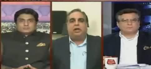 Imran Ismail Reveals in Live Show Who Handles Nawaz Sharif's Black Money