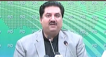 Imran Khan Adalat Mein Aik Bhi Saboot Paish Na Kar Sake - Khurram Dastageer