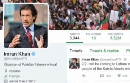 Imran Khan Announces Protest Against Orange Line Train Project