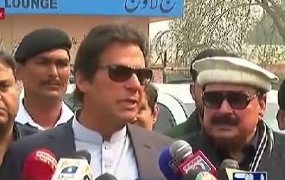 Imran Khan Announces to Go to Court on Abid Boxer's Confessional Statement Against Shahbaz Sharif