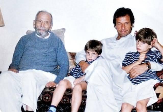 Imran Khan Apney Agha Jan Father Ki Nazar Mein By