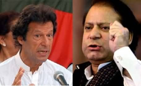 Imran Khan Asks Nawaz Sharif, Why He is Silent on Indian Army's Aggression