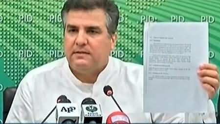 Imran Khan Bachey Abhi To Party Shuru Hui Hai - Daniyal Aziz Serves Notice to Imran Khan