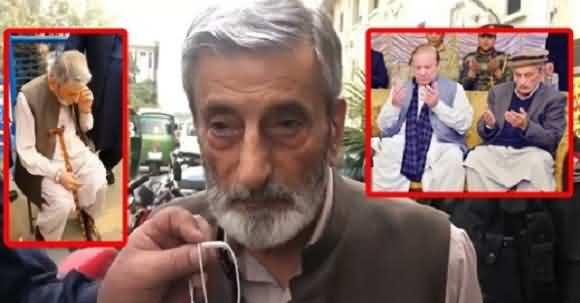 'Imran Khan Bad Qismat aur Manhoos hai' Ghulam Ahmad Baloor Bashes Imran Khan