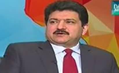 Imran Khan Created Political Awareness Trhough His Sit-in - Hamid Mir