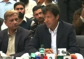 Imran Khan Crticizes PM Nawaz Sharif on his Foreign Tours