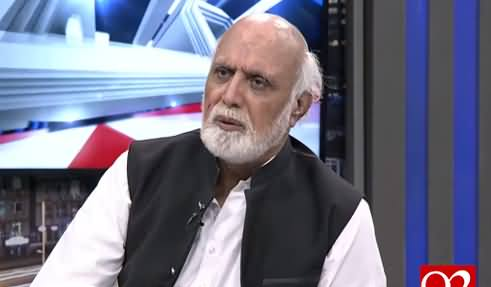 Imran Khan Datt Gaye Hain - Haroon Rasheed Comments on TLP Issue