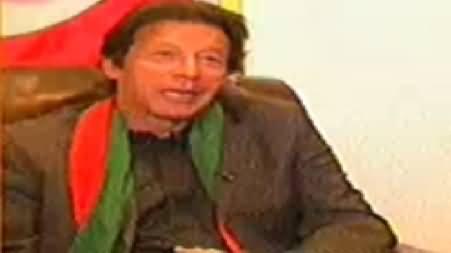 Imran Khan Doing Parody of Nawaz Sharif in a Funny Way, Must Watch