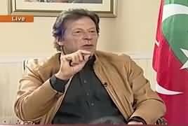Imran Khan Exclusive Interview on Khyber News – 16th February 2018