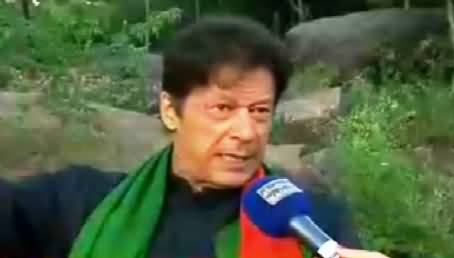Imran Khan Exclusive Interview With Samaa News - 14th September 2014