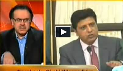 Imran Khan Has Very Serious Life Threats From Taliban - Dr. Shahid Masood
