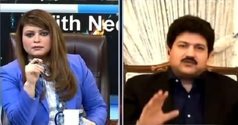Imran Khan Iftikhar Chaudhry Ko Kisi Qeemat Par Nahi Chorein Ge - Hamid Mir