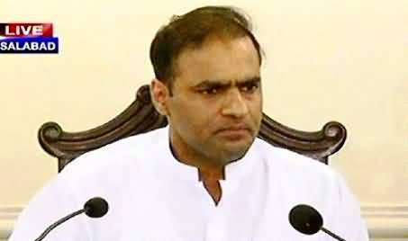 Imran Khan is Dus Numberi Aadmi, He is Doing Politics of Allegations - Abid Sher Ali