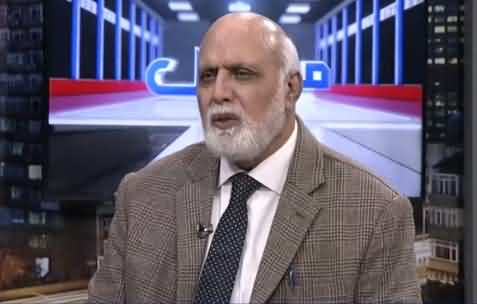 Imran Khan Is Not Happy With Firdos Aashiq Awan And Fawad Chauhadry, He May Expel Them - Haroon Ur Rasheed