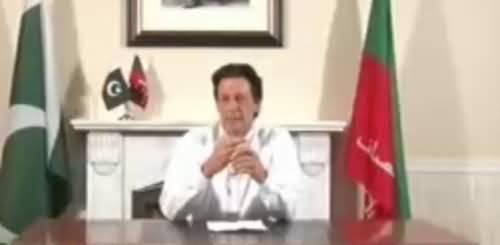 Imran Khan is ready for victory speech