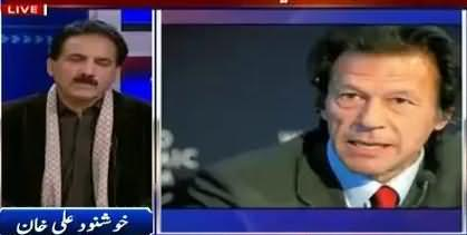 Imran Khan Is Saying Right About PIA Privatization - Khushnood Ali Khan