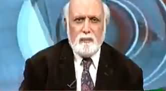 Imran Khan Ka India Ke Sath Rawayya Bilkul Theek Hai - Haroon Rasheed