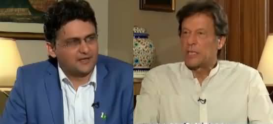Imran Khan Ka Pakistan (Imran Khan Exclusive Interview) – 19th July 2017